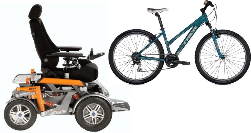 vélo / orthopédie