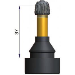 valve droite haute pression de 37 mm tr801 hp pour trou de jante de 16 mm pression maxi. Black Bedroom Furniture Sets. Home Design Ideas