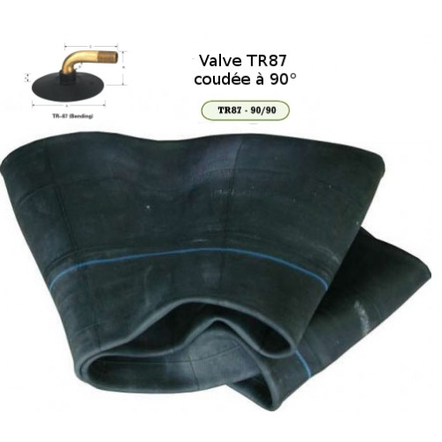 chambre air 190 8 valve coud e tr87 90. Black Bedroom Furniture Sets. Home Design Ideas