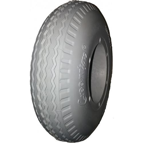 pneu plein greentyre foy gris 220x70 pour largeur int rieur de jante de 57 62 mm. Black Bedroom Furniture Sets. Home Design Ideas