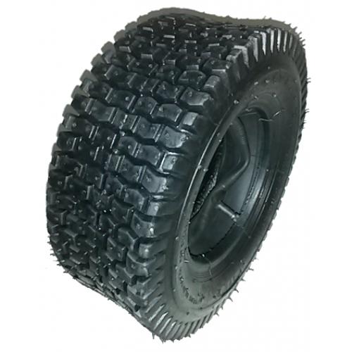 Set pneu chambre air avec valve droite tr13 for Chambre a air tracteur tondeuse