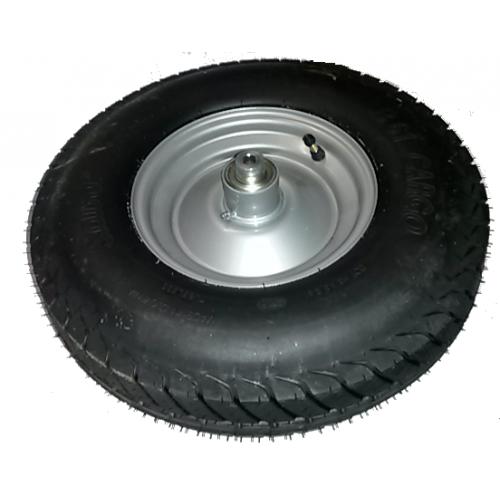 roue compl te moyeu pour remorque noval pneu sava b61 tl 6pr 70n jante acier. Black Bedroom Furniture Sets. Home Design Ideas