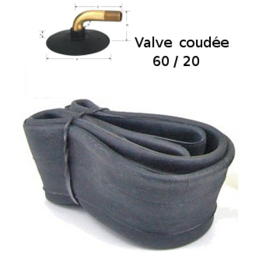 Inner tube 8x1 1 4 din 7768 60 20 for Chambre a air velo 26x1 95