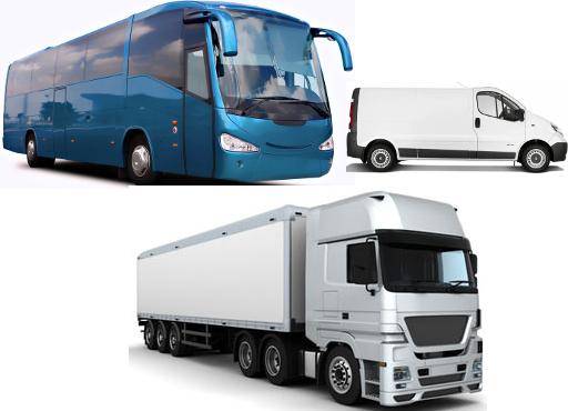 fourgon / minibus / camion