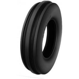 Set (pneu + chambre TR13) Deli S-318 - 3.50-8 TT 4PR pour Motoculteur