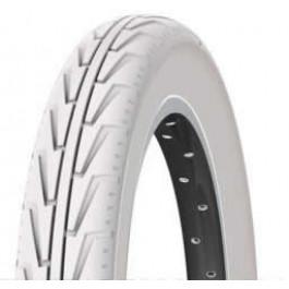 Michelin Diabolo City Blanc/Blanc - 12 1/2x1.75x2 1/4 - 47-203 - TT 2PR