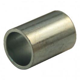 Entretoise de moyeu en acier de Ø30xØ26xL85 mm - pour être montée sur moyeu de 85 mm, entre 2 roulements à billes 6005 ou 6205