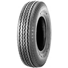 Set (pneu + chambre à air valve droite TR13) Kenda K371 - 4.80/4.00-8 TT 70M 6PR