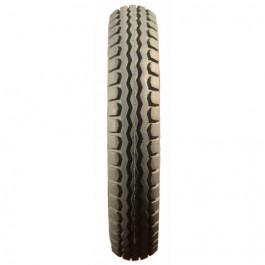 Pneu plein / bandage Gris Greentyre Electric- 12 1/2x2 1/4 - 62-203 - pour largeur de jante de 32 à 34 mm
