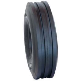 Set (pneu + Chambre à air avec valve droite TR13) Veloce V-8502 - 4.00-8 TT 4PR