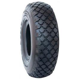Set (pneu + chambre avec valve coudée) Deli S-310 - 3.00-4 (260x85) TT 2PR