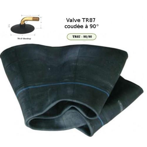Chambre à air Valve droite TR13 18x7.00-8 · 18x7.50-8 · 18x9.50-8 18x8.50-8