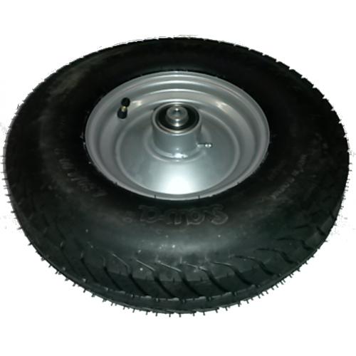 roue compl te moyeu pour remorque erka pneu sava b61 tl 6pr 70n jante acier. Black Bedroom Furniture Sets. Home Design Ideas