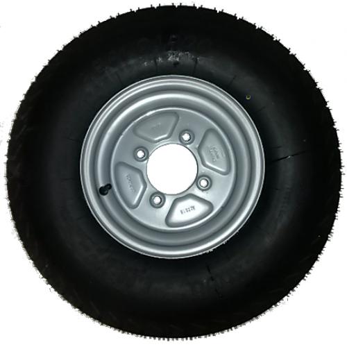 roue compl te remorque avec pneu sava b61 veloce v 7582 qind qd 713 duro hf 249 en 72m. Black Bedroom Furniture Sets. Home Design Ideas